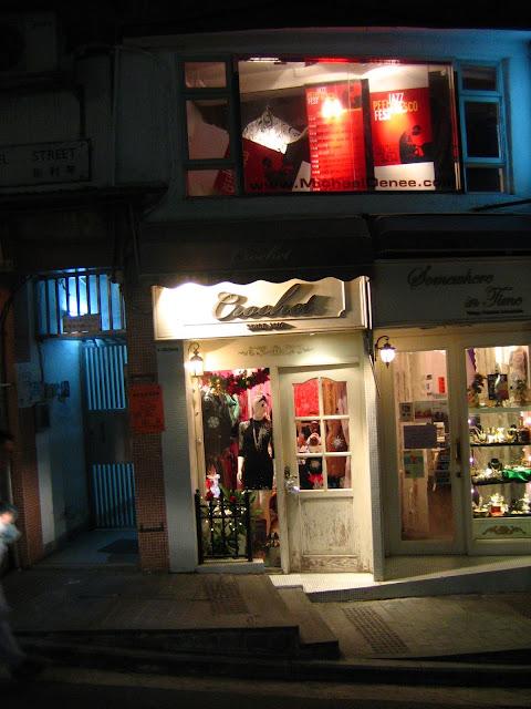 Hong Kong Shopping Guide Soho Love At First Blush