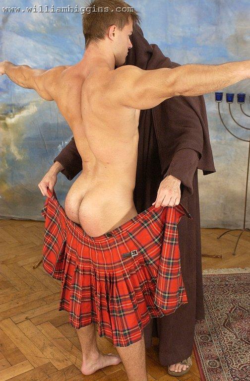 Spanked men in kilts gay xxx spanked amp 5