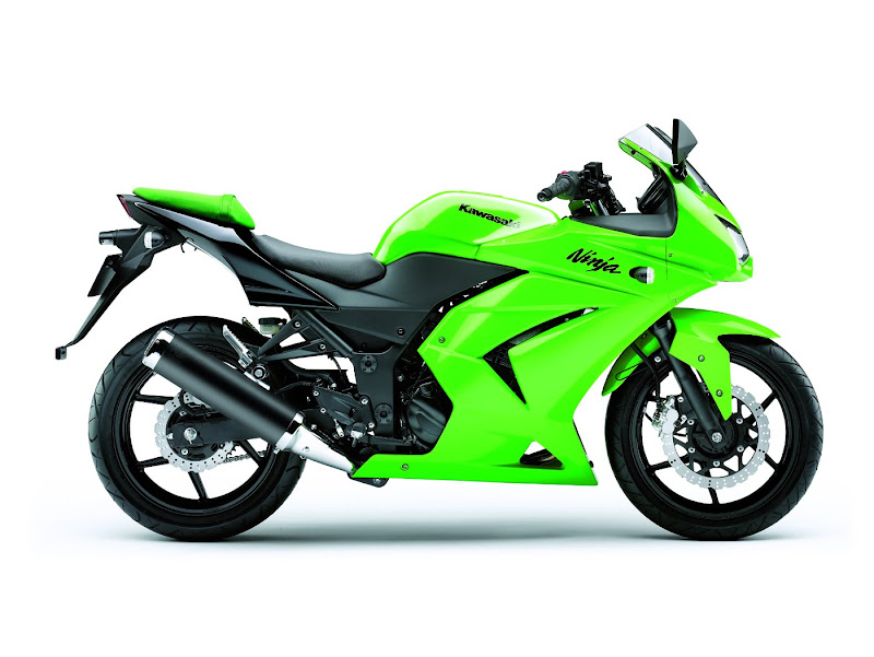 Motorcycle Performance 2010 Ninja Kawasaki 250 Cc