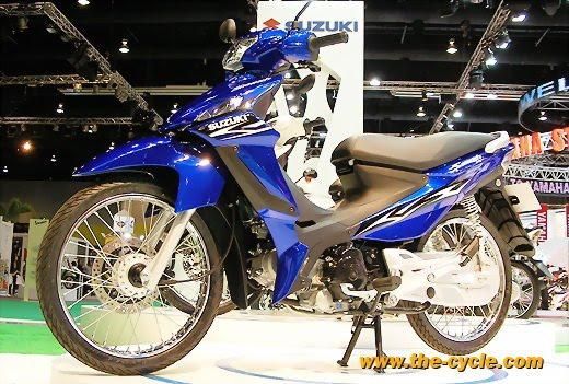 All Brands Of Motorcycles Here: Suzuki Smash Titan Modif