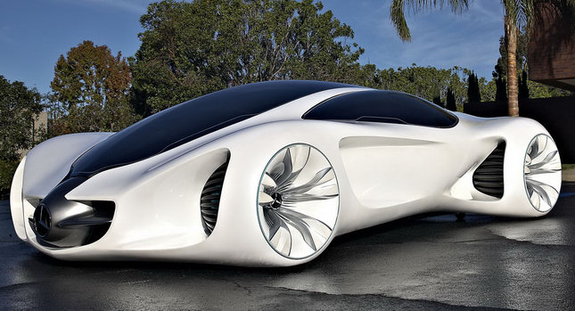 Mercedes Benz Biome Concept La Shows 2010 Car And Style