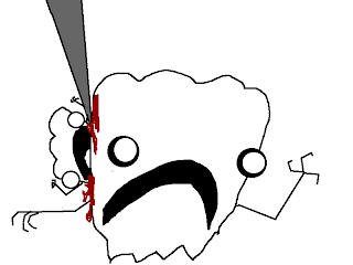 Hyperbole and a Half: I CAN'T FEEL MY FACE!!!