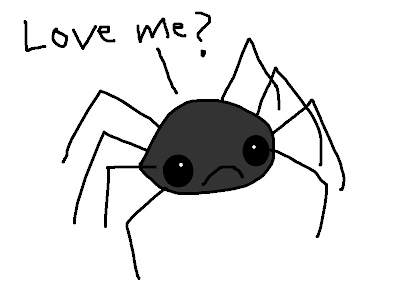 Lovable spider