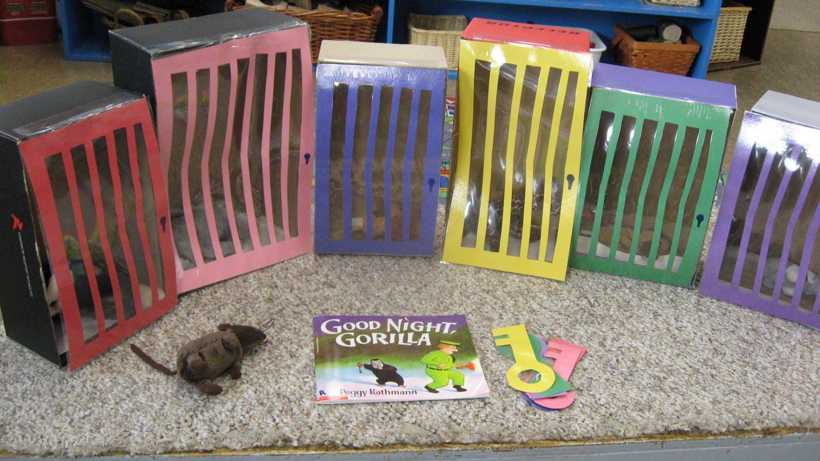 Strongstart Goodnight Gorilla