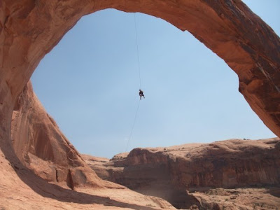Hanging Out in Moab Utah