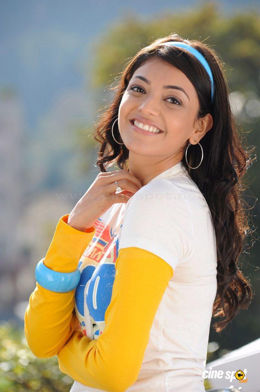Tamil Movie Actress Hot Kajal Agarwal Hot Sexy Photo-7455