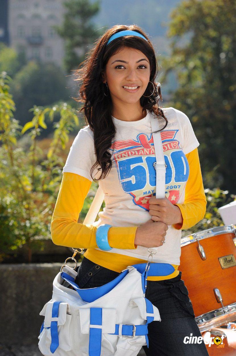 Tamil Movie Actress Hot Kajal Agarwal Hot Sexy Photo-6308