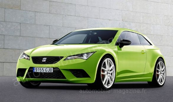 auto novita nuova seat leon coupe 3 porte 2013. Black Bedroom Furniture Sets. Home Design Ideas