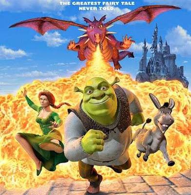 Shrek - Best Film 2001