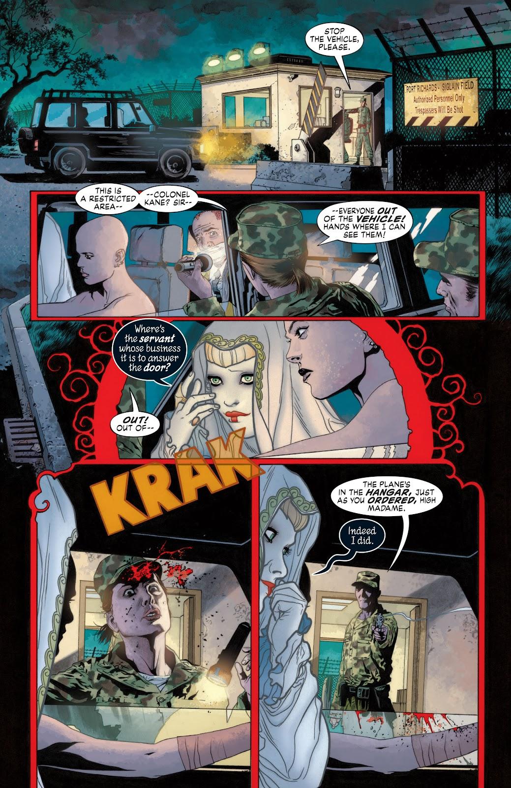 Read online Detective Comics (1937) comic -  Issue # _TPB Batwoman – Elegy (New Edition) (Part 1) - 69