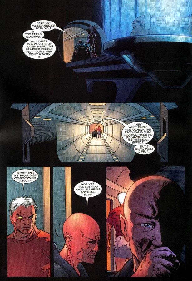 Read online Uncanny X-Men (1963) comic -  Issue # _Annual 2000 - 19