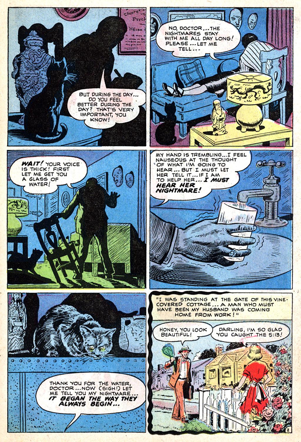 Read online Adventures into Weird Worlds comic -  Issue #17 - 23