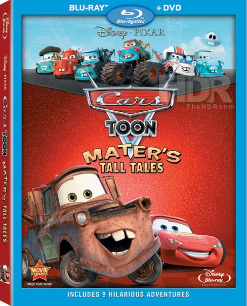 Pixar Corner: Rumors Confirmed! Toy Story 3 & Cars Toons