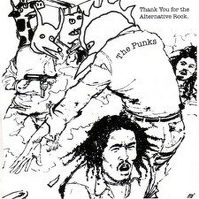 The Punks - Thank You for the Alternative Rock