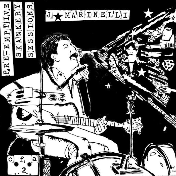 J. Marinelli - 2010 - Pre-Emptive Skankery Sessions