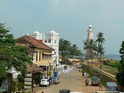 Obiective turistice Sri Lanka: Galle, oras colonial