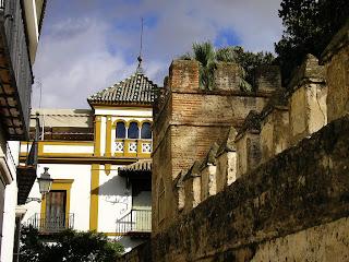 Obiective turistice Andaluzia: cartierul Santa Cruz Sevilla