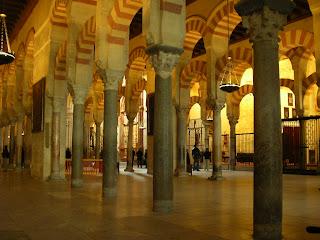Obiective turistice Andaluzia: Mezquita Catedral
