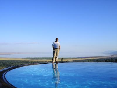Cazare safari Tanzania: Serena Lodge Manyara