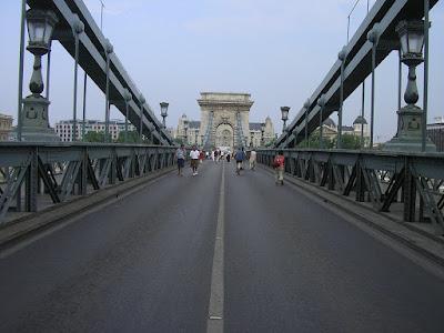 Imagini Budapesta: Podul cu lanturi