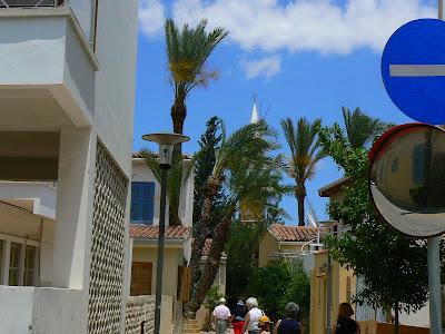 Imagini Nicosia: pe strazile capitalei Cipru