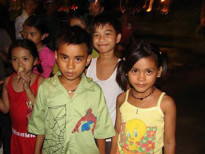 Copii din Filipine