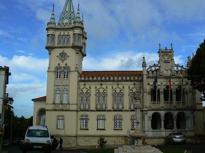 Transport Portugalia: gara Sintra