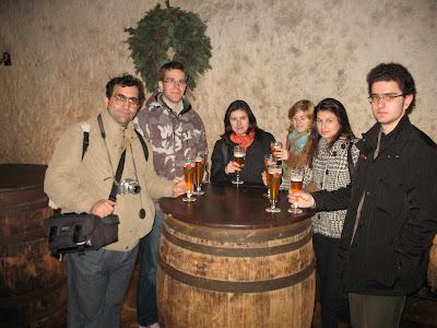 Imagini Plzen: la o bere Pilsner Urquell