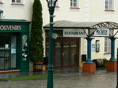 Obiective turistice Cehia: Restaurant Na Spilce Plzen