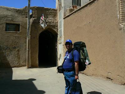 Cu rucsacul gata pentru Mali