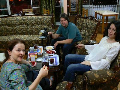 Cazare Egipt: Isis Hotel Cairo ceai cu Lumea Mare