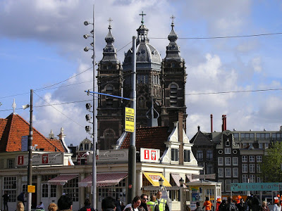Obiective turistice Amsterdam: biserica St. Niklaas