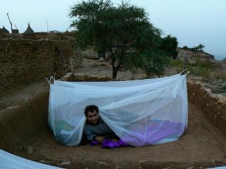 Cazare Mali: sub cerul liber in Pays Dogon