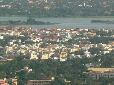 Imagini Bamako: panorama