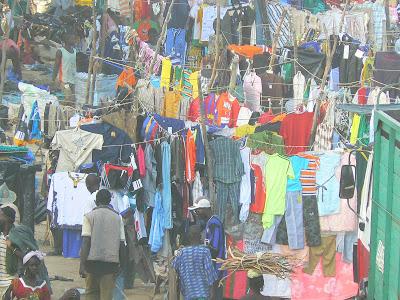 Obiective turisitice Djenne: piata