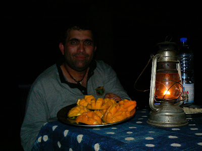 Imagini Mali: mango ca cina in Pays Dogon