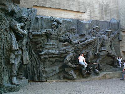 Imagini Ucraina: Muzeul Razboiului Kiev