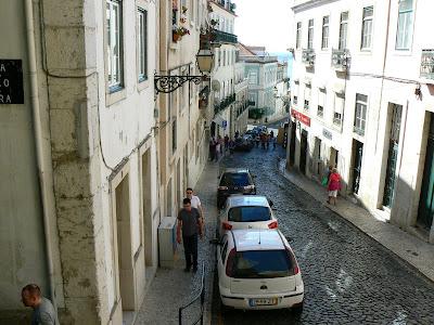 Imagini Portugalia: Alfama Lisabona