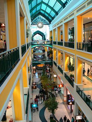 Imagini Portugalia: Mall Vasco da Gama Lisabona