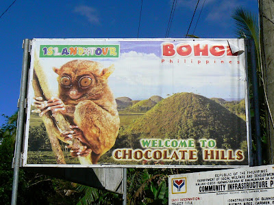 Imagini Filipine: Welcome to Chocolate Hills Bohol