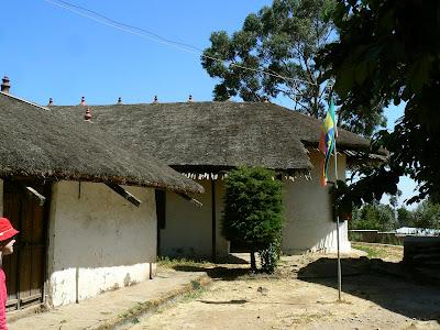 Imagini Etiopia: palatul imperial al lui Menelik din Entoto