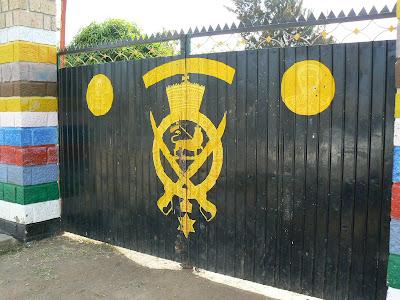 Imagini Etiopia: Black Lion Museum Shashemene