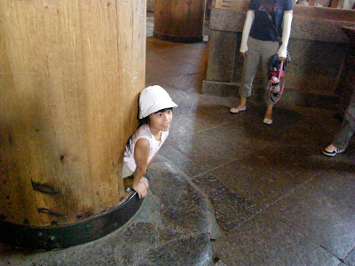 Obiective turistice Japonia: templul Todai-Ji, Nara
