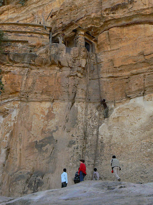 Imagini Etiopia: Debre Damo, Tigray