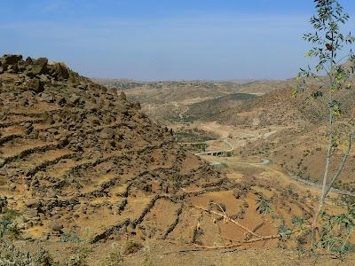 Imagini Etiopia: terasele din Tigray