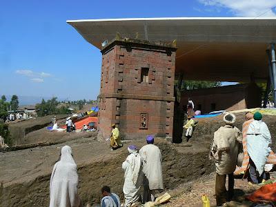 Obiective turistice Etiopia: Lalibela