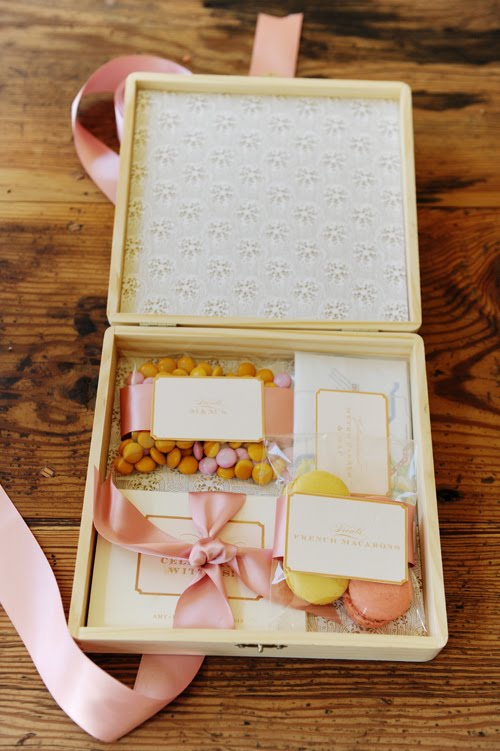 Such An Adorable And Chic Gift For Your Guests You Can Find The Details Here Including Some Able Templates