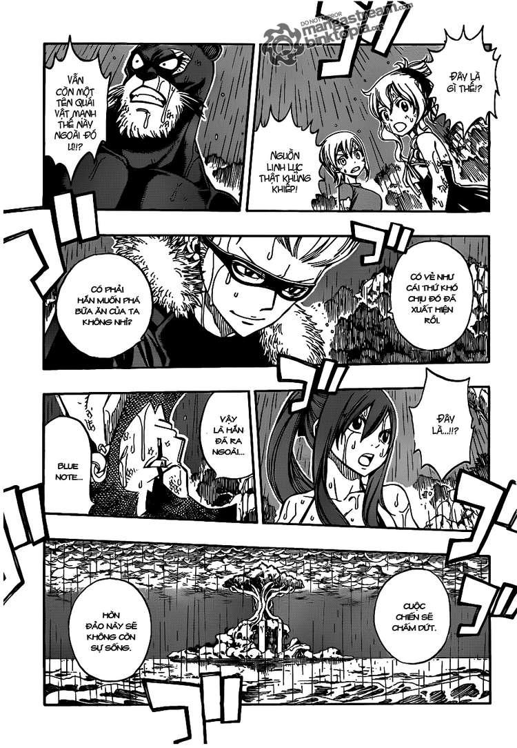 Fairy Tail chap 231 trang 19