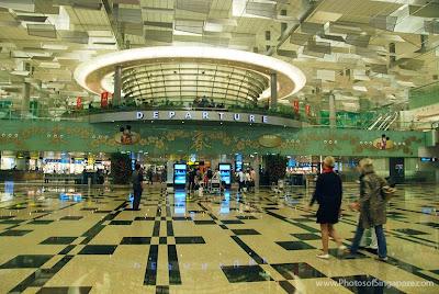 Road to Success: 5 Bandara Terbaik dunia Dalam Gambar