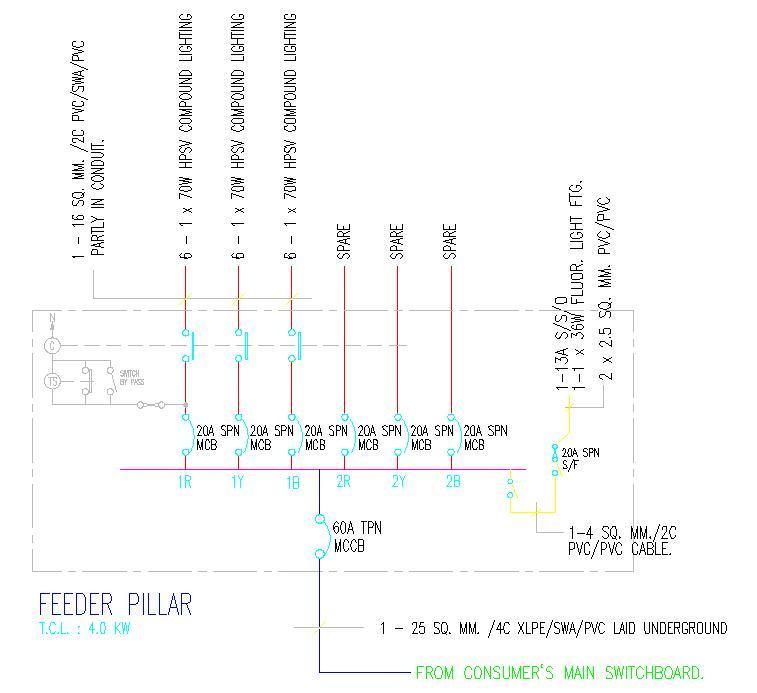 Single Schematic Wiring Wiring Diagram